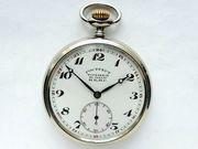 Карманные часы Ж/Д Гострест Точмех по заказу Н. К. П. С.,  РСФСР,  1920е