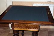 продам антикварный ломберный столик