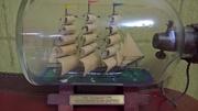 Корабль 1797 в колбе